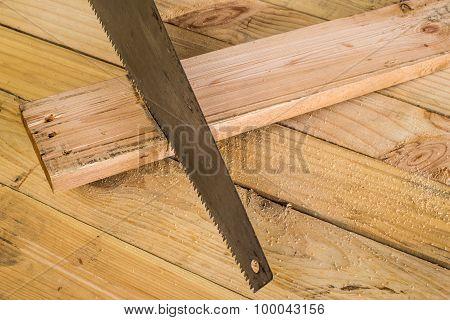 Saw Wood.