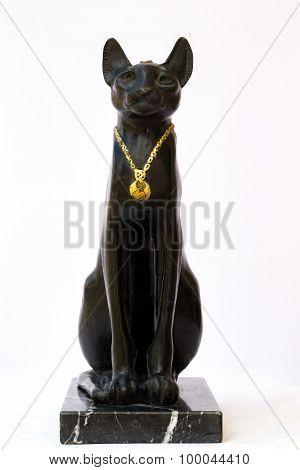 replica of ancient egyptian goddess