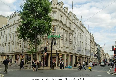 Fenwick Department Store, London