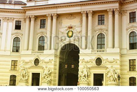 Hofburg, Imperial Residences In Vienna, Austria