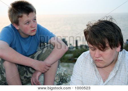 Sad Teens 4