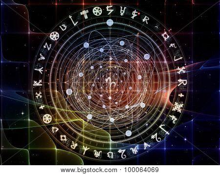Sacred Geometry Metaphor