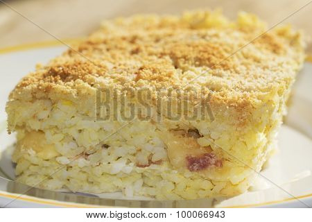 Timbale Of Rice