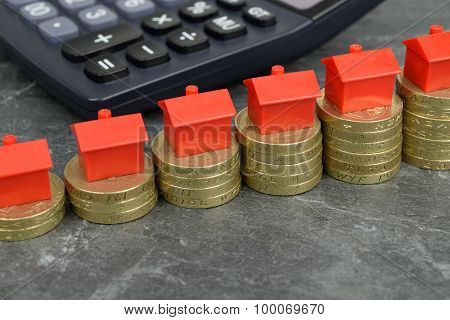 House On Coins
