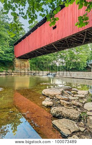 Harra Covered Bridge