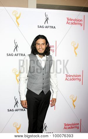 LOS ANGELES - AUG 27:  Richard Cabral at the Dynamic & Diverse Emmy Celebration at the Montage Hotel on August 27, 2015 in Beverly Hills, CA