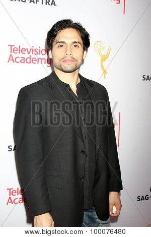 LOS ANGELES - AUG 27:  Danny Arroyo at the Dynamic & Diverse Emmy Celebration at the Montage Hotel on August 27, 2015 in Beverly Hills, CA