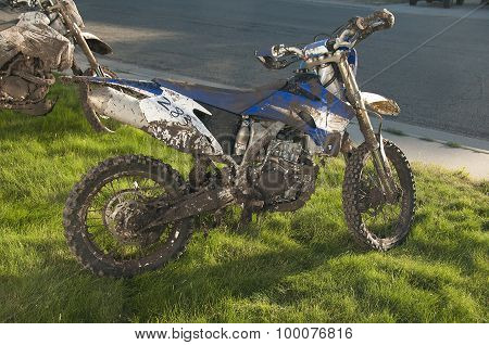 Dirty Dirt Bikes By