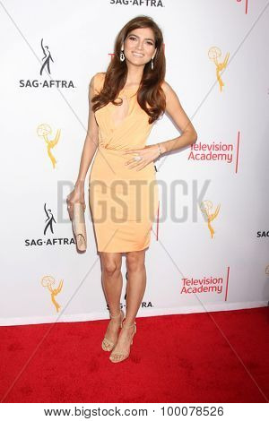 LOS ANGELES - AUG 27:  Blanca Blanco at the Dynamic & Diverse Emmy Celebration at the Montage Hotel on August 27, 2015 in Beverly Hills, CA