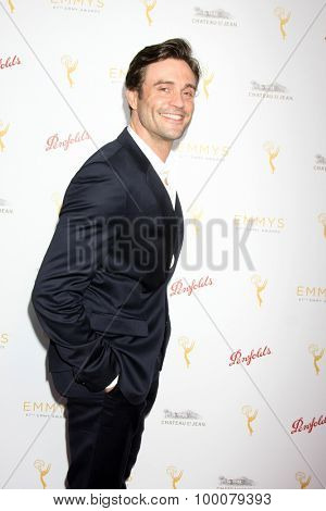 LOS ANGELES - AUG 26:  Daniel Goddard at the Television Academy's Daytime Programming Peer Group Reception at the Montage Hotel on August 26, 2015 in Beverly Hills, CA