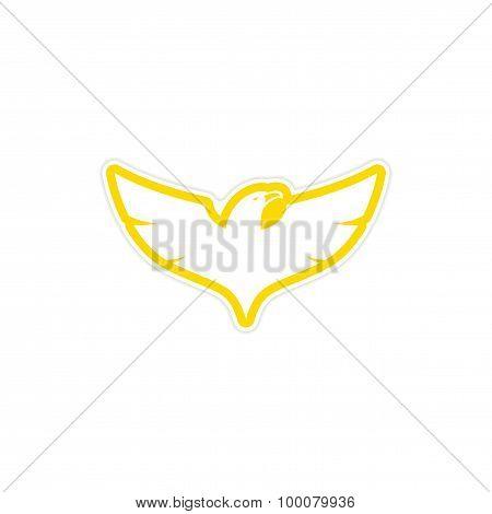 sticker eagle