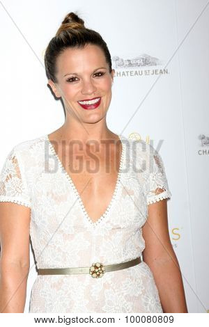 LOS ANGELES - AUG 26:  Melissa Claire Egan at the Television Academy's Daytime Programming Peer Group Reception at the Montage Hotel on August 26, 2015 in Beverly Hills, CA