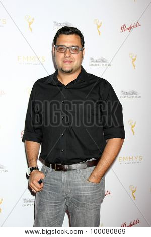 LOS ANGELES - AUG 26:  Gregori J. Martin at the Television Academy's Daytime Programming Peer Group Reception at the Montage Hotel on August 26, 2015 in Beverly Hills, CA