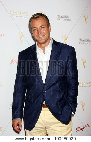 LOS ANGELES - AUG 26:  Doug Davidson at the Television Academy's Daytime Programming Peer Group Reception at the Montage Hotel on August 26, 2015 in Beverly Hills, CA