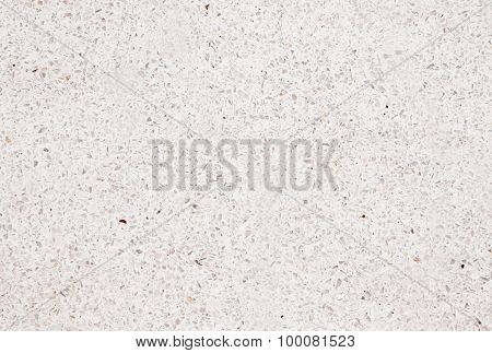 Horizontal Texture Of The White Marble Background
