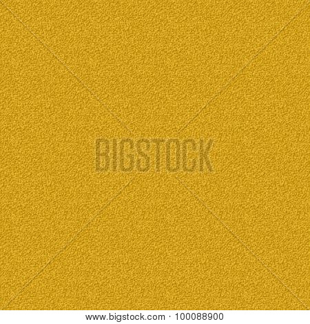Seamless Texture Of Yellow Opaque Glass