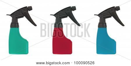 Spray Bottle With