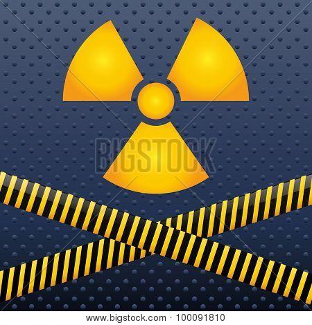 Warning sign design
