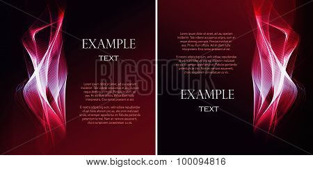Text Example Red Gradient222