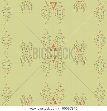 Seamless Charcoal Pattern