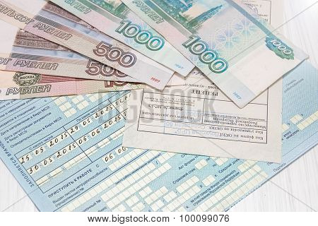 Payment Of Benefits. Russia