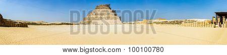 Djoser Panoramic