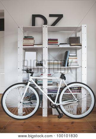 Bike In The Interior