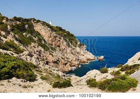 Lighthouse Of Capdepera, Mallorca