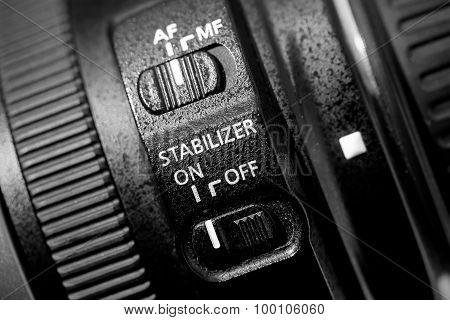 Lens Stabilizer