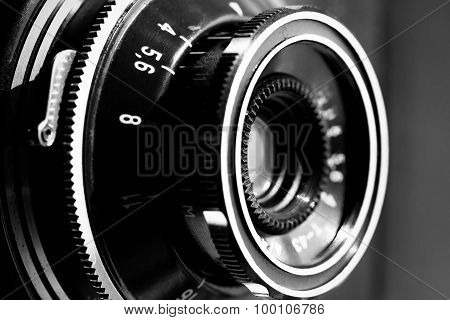 Retro Viewfinder Camera
