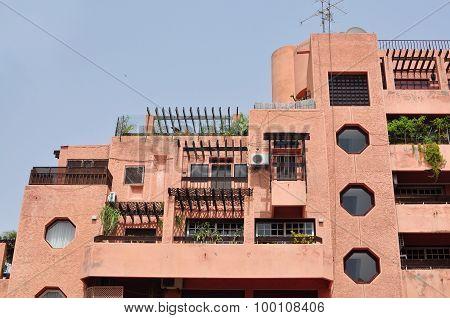 Morocco Building