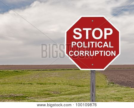 Stop Political Corruption