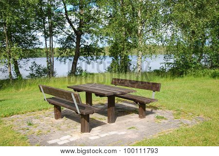 Idyllic Resting Place