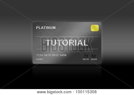 Tutorial Platinum Card