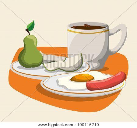 Breakfast design