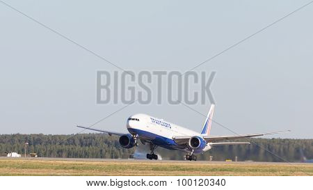 Takeoff Transaero