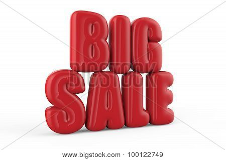 Big Sale Text