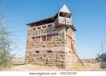 Blockhouse At Rietrivier