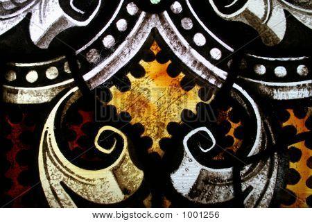 Intricate Scrollwork