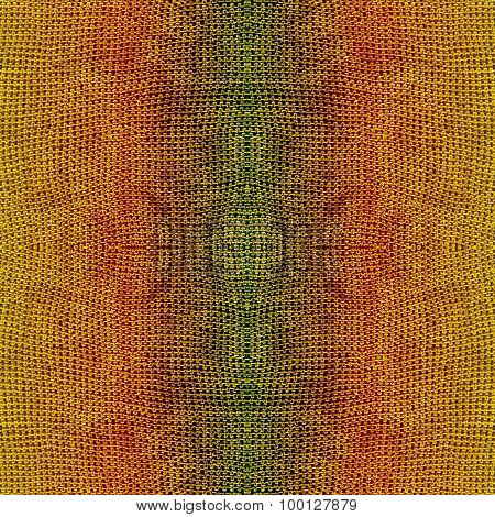 Background Seamless Pattern Hand-knitting