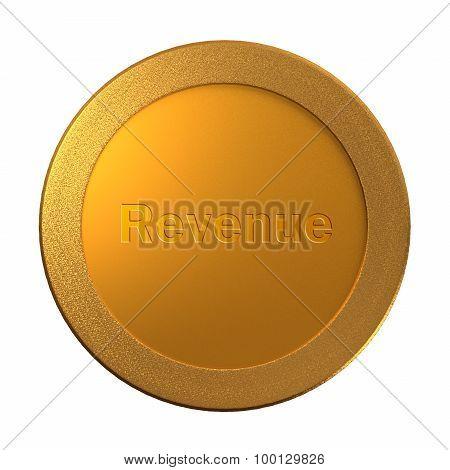 Gold Revenue Medal