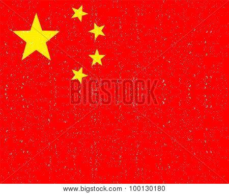 National Flag Of China