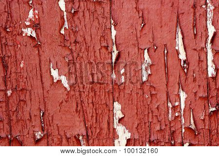 Chipped Paint