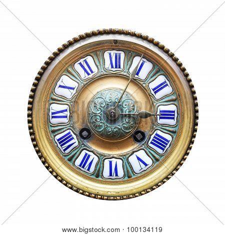 Old Antique Clock.