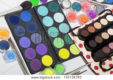 Colorful Make-up Set