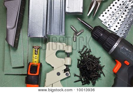 Drywall Tools Set