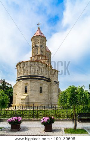 3 Hierarchs Church - Iasi Romania Europe. Built In 1637-1639, Financed By Moldavian King Vasile Lupu