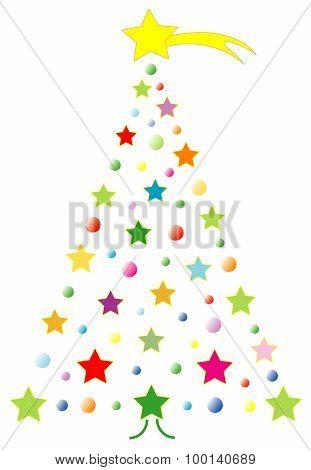 Christmas spruce image