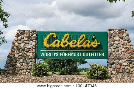 Cabela's Retail Store Exterior