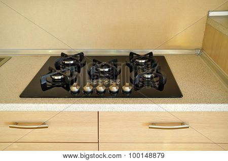 Glass ceramic cooker